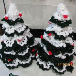 crocheted-christmas-trees