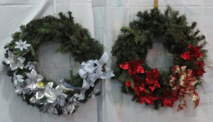 silver-and-red-wreaths